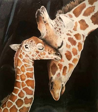 A Mother's Love - $375