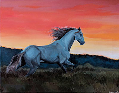 Running with the Sun - $800