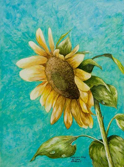 Sunflower #1 - $175